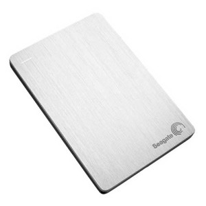 harga Seagate Backup Plus Slim 500GB USB 3.0 Silver HDD Eksternal 2.5