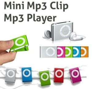 MP3 Player Jepit Set Murah Ecer Grosir