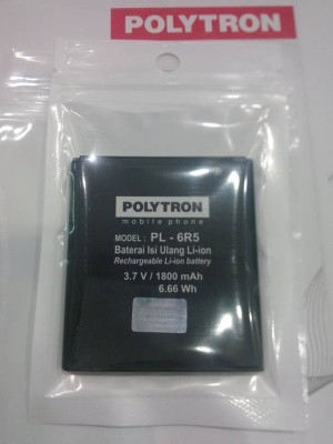 Baterai Polytron Wizard Twins W 2430