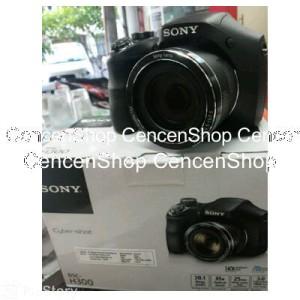 Sony H300 Lens Cap Strap