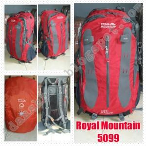 harga Tas Gunung/TAs Carrier Royal Mountain 5099 50L Tokopedia.com