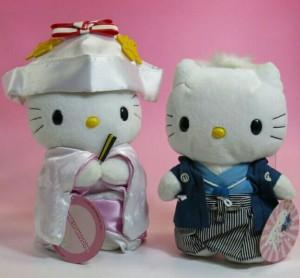 harga Limited Rare Boneka Hello Kitty Japanese Wedding Fashion McDonald Tokopedia.com