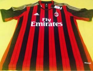 Jersey Original Milan 13/14 BNWT (L)