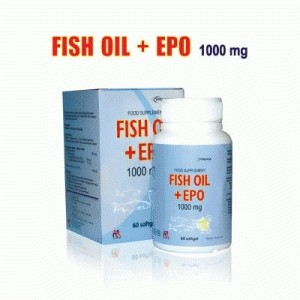 Vitayang Omega fish oil EPO