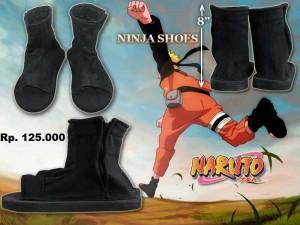 harga aksesoris sendal sepatu anime ninja naruto Tokopedia.com