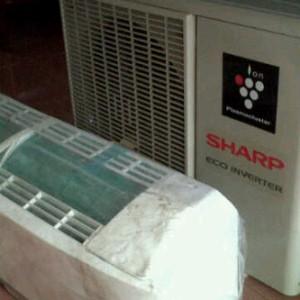 AC SHARP INVERTER, ION PLASMACLUSTER