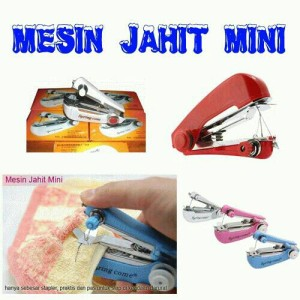 harga MESIN JAHIT STAPLES MINI PORTABLE SEWING Tokopedia.com
