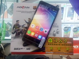 ADVAN M6 5IPS OctaCore RAM 2Gb ROM 16Gb 2 Speaker Cam