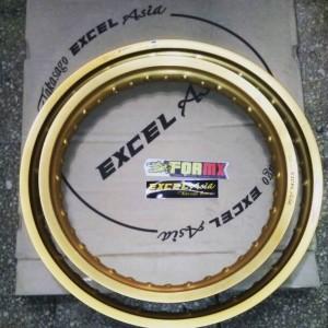 harga Velg TK Excel Takasago Asia Gold 16/19 Lebar 1.85/1.60 hole 28 Tokopedia.com