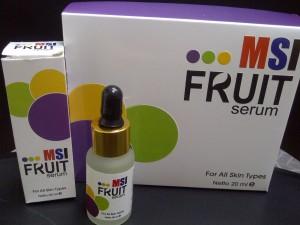 MSI FRUIT SERUM - SERUM FRUIT - STEMCELL - STEM CELL