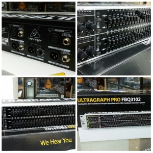 harga Equalizer BEHRINGER FBQ3102 / FBQ 3102 31-band - Authorized Dealer Tokopedia.com