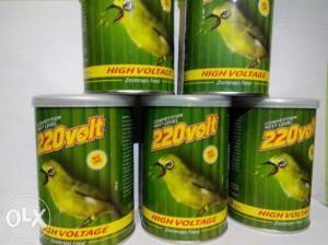 220 Volt Makanan Pleci Competition