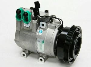 compresor. compresor kompresor ac mobil hyundai getz merk : hcc asli (new/baru)