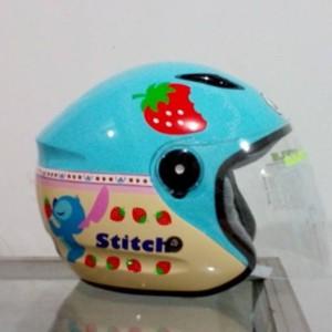 Helm BMC Stitch. Blue