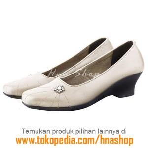 Sepatu Kerja Kulit Wanita