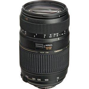 Lensa Tamron 70-300mm F/4-5.6 Di For Canon & Nikon