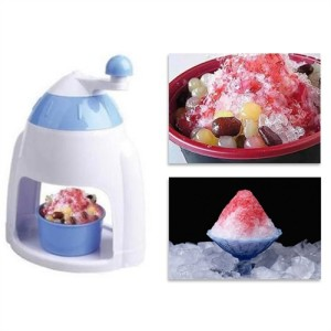 Serutan Es Mini | Ice Shaver Manual | Ice Cone Machine