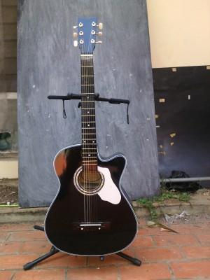 harga Gitar akustik Yamaha hitam Tokopedia.com