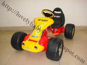 Mobil Aki Junior TR 6628 Gokart # Mobil Accu TR6628 Go Kart