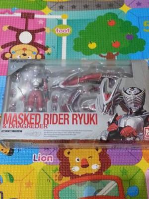 harga SHF KR Ryuki & Dragreder Tokopedia.com