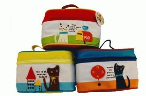 harga Tas Dandan CAT, tas tempat alat alat dadan / make up motif kucing Tokopedia.com