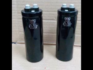 Super capacitor / ultra kapasitor 700f 2,5v nippon chemi con