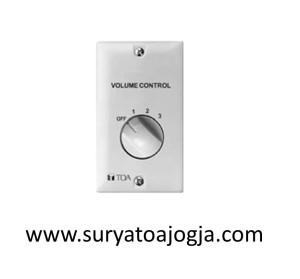 TOA  ZV-303 Volume Control 30 W + Box