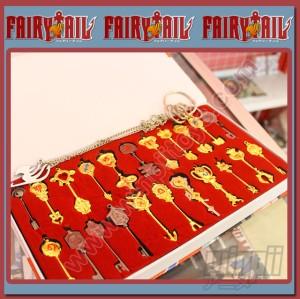 harga Fairy Tail 22 set Lucy Celestial Keys Tokopedia.com