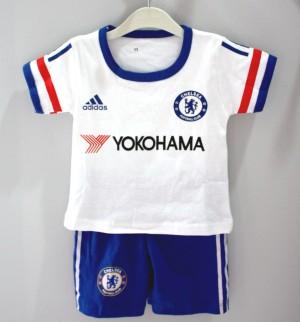 Setelan Bola Chelsea Anak