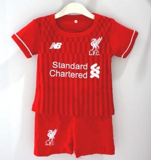 Setelan Bola Liverpool Anak