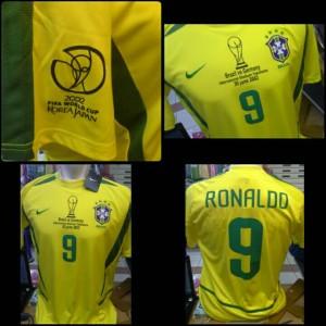 harga jersey retro brazil 2002 Tokopedia.com