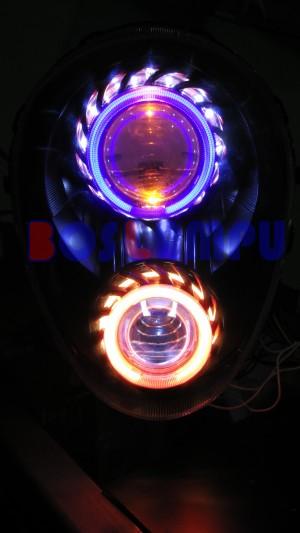 Jual Lampu Projector Projie Scoopy Scoopy FI