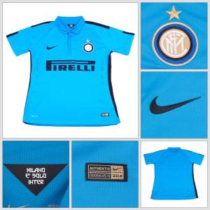 [GRADE ORIGINAL] Jersey / Kaos Bola / Baju Bola Inter Milan Third 2014