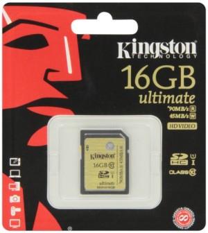 harga Memory SD Card Kingston 16GB Class 10 Ultimate (SDA10) Tokopedia.com
