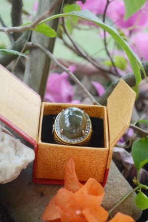 harga Cincin Batu Green Sojol/Hercules Tokopedia.com