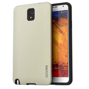 Araree Back Desain Korean Case for Samsung Galaxy Note 3-Gold-Black