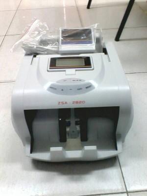 mesin hitung uang ZSA 2820 NEW
