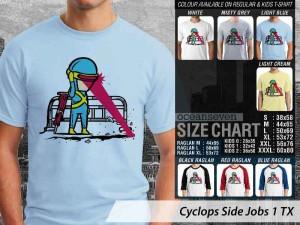 KAOS DISTRO OCEANSVEN - CYCLOPS SIDE JOBS