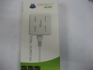harga USB Charger Hippo Octo Travel Charger Adaptor 4 Port Tokopedia.com