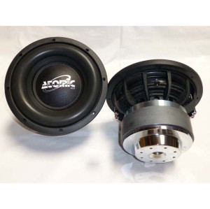 Extreme SPL Subwoofer 10-inch, ATOMIC ELE 10D (Hand Made in The USA)