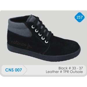 Sepatu Sekolah Anak CtzKids 157 CNS 007