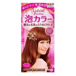 Liese Prettia Bubble Hair Color Natural Mocha Cat Rambut Original