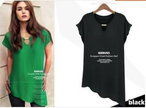 SALE blouse import 8045 copper