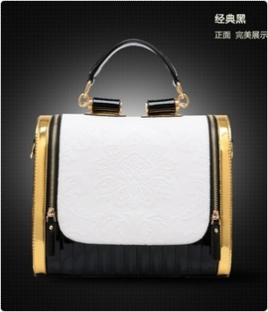 G16 Fashion Bag White (Import)