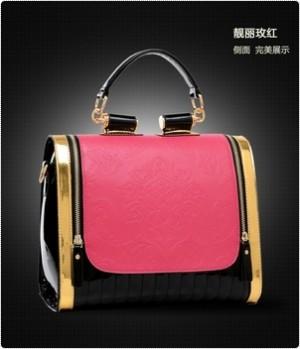 G16 Fashion Bag Rose (Import)