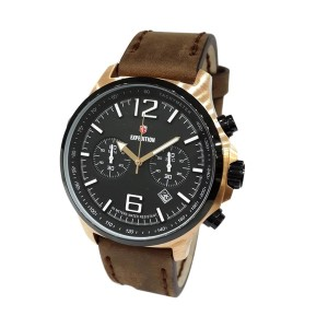 Expedition 6657MCLBRBA Black Rosegold