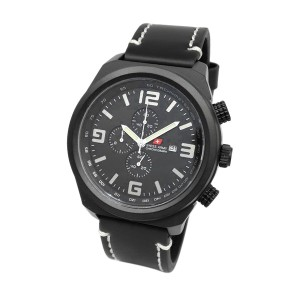 Swiss Army HC-93852MCLIPBASLBA Silver Black