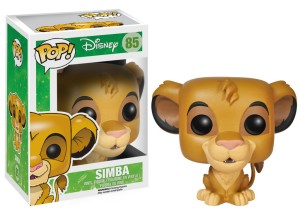 Funko Pop! Young Simba ( Disney The Lion King)