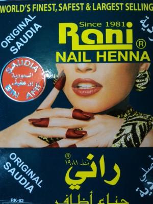 Nail henna/menghias kuku