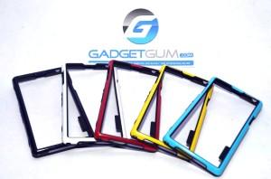 - Rubber Bumper Sony Xperia Z1 - Gadgetgum -